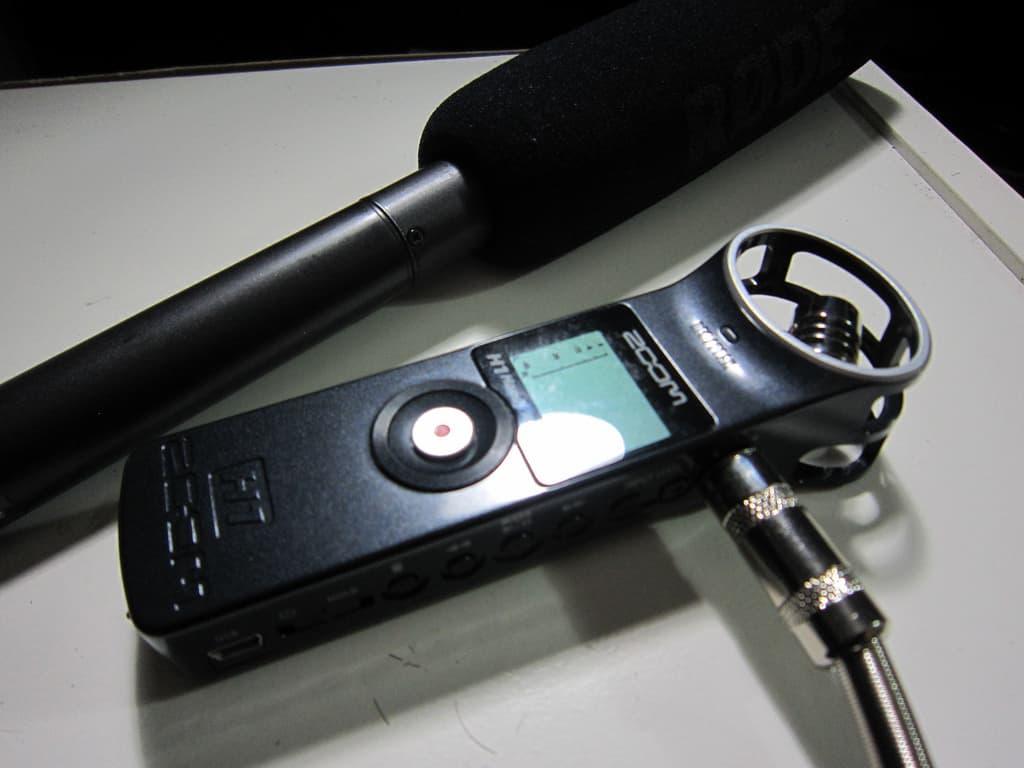 digital audio recording