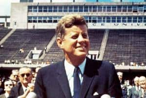 JFKRiceUniversity 300x203 - JFK Assassination: Fully restored Air Force One recordings from November 22, 1963