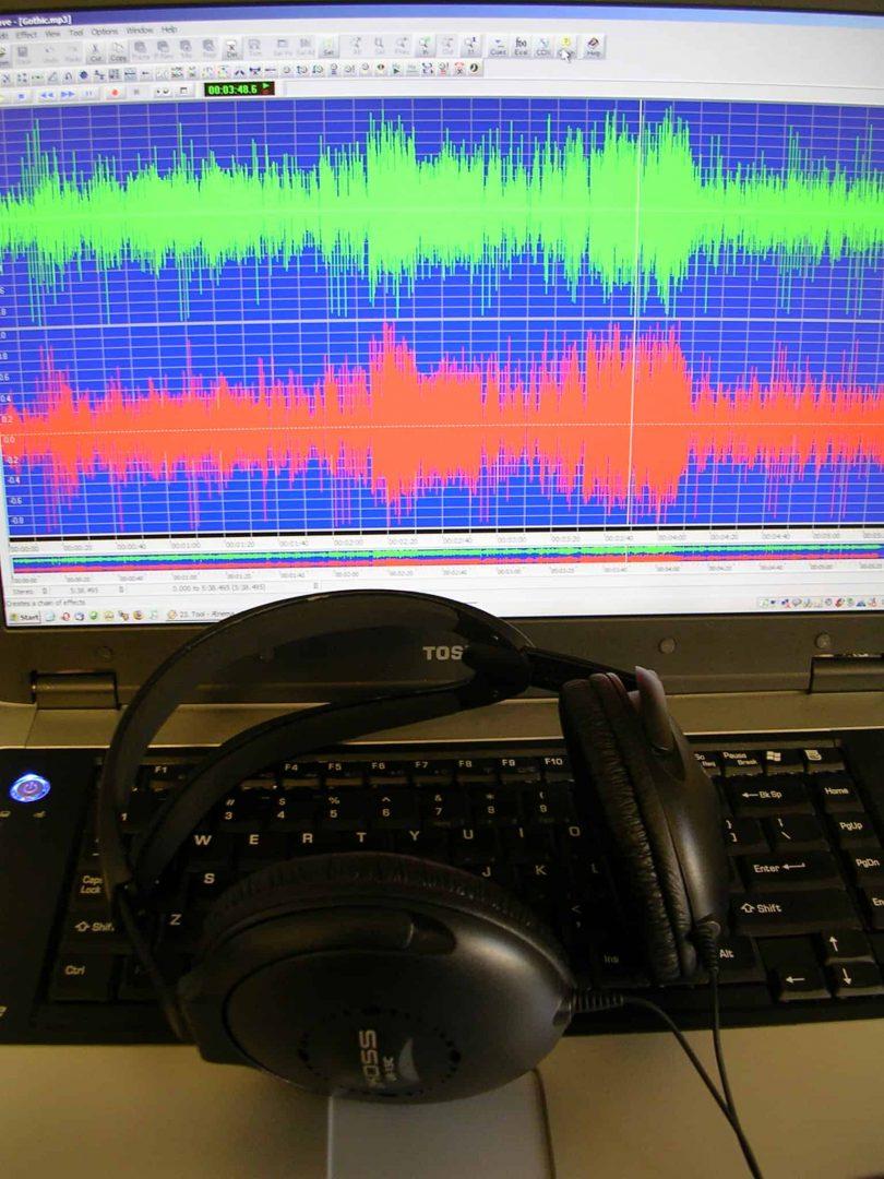 audio engineer 1243600 - Audio Enhancement - When Do It Yourself Won't Work