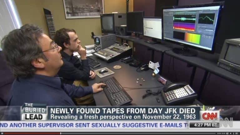 forensic audio analysis