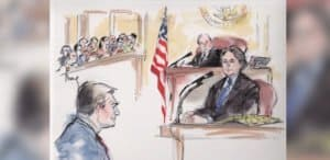 COURTROOM DRAWING 300x146 - Contact us for your FREE consultation today! 800-647-4281
