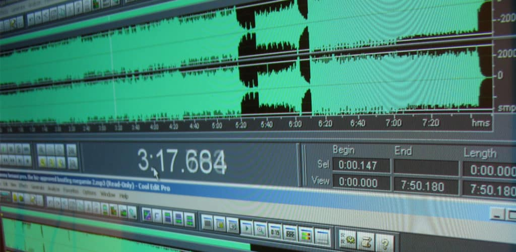 forensic audio analysis