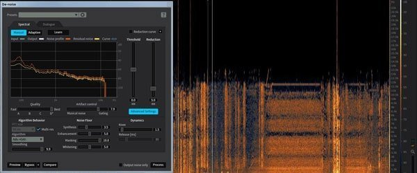 Noise Reduction - Forensic Audio Enhancement, Voice Enhancement