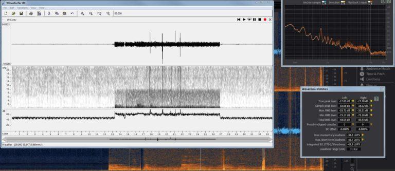 audio authentication